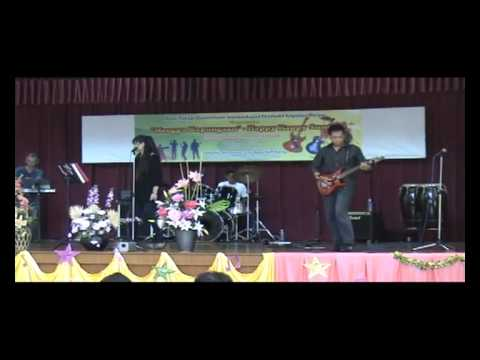 Anggun C Sasmi - Tua-tua Keladi (Cover)