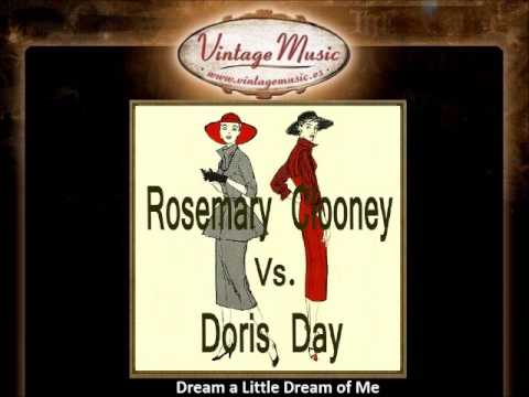 Doris Day -- Dream a Little Dream of Me