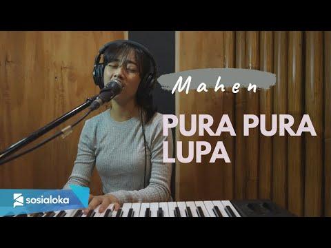 PURA PURA LUPA ( MAHEN ) -  MICHELA THEA COVER