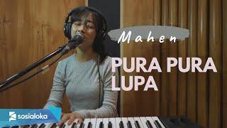 Gambar cover PURA PURA LUPA ( MAHEN ) -  MICHELA THEA COVER