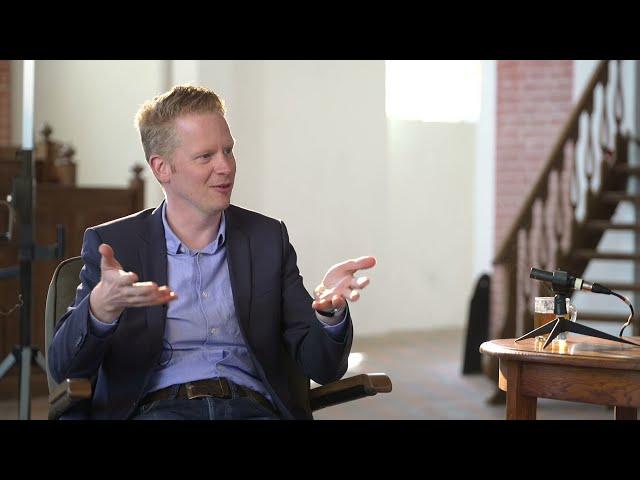 Interview Peter Kuipers Munneke   Petrus en Pauluskerk Loppersum