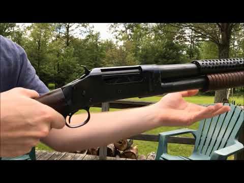 Winchester M1897 Trench Gun