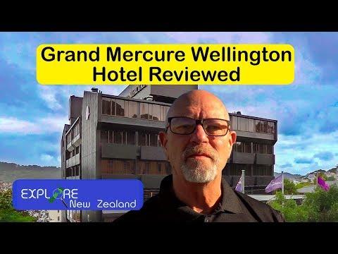 Grand Mercure Wellington - Hotel Review