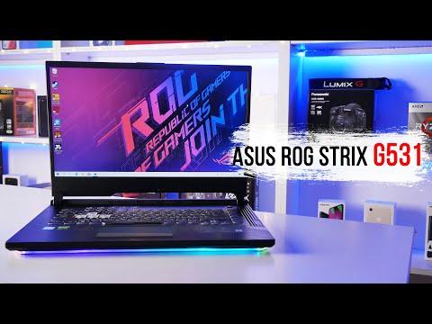 💰 Який недорогий ігровий ноутбук ASUS вибрати? Огляд ROG Strix G (G531)