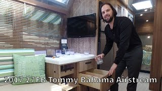 Facebook Live 2017 Airstream Tommy Bahama 27FB Introduction Walk Through