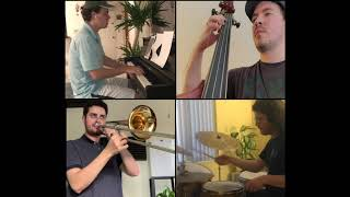 Minority for Trombone Quartet and Rhythm Section