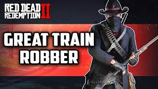 Red Dead Redemption 2 | Bandit Outfit - Heroic Outlaw | Rob From The Rich Give To The Poor | RDR2 |