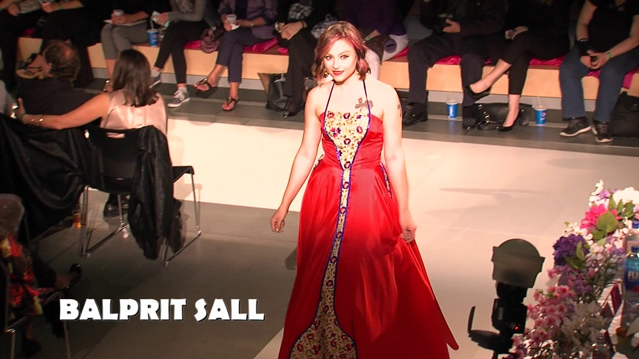 St Clair College Student Fashion Show Atelier 2017 Youtube