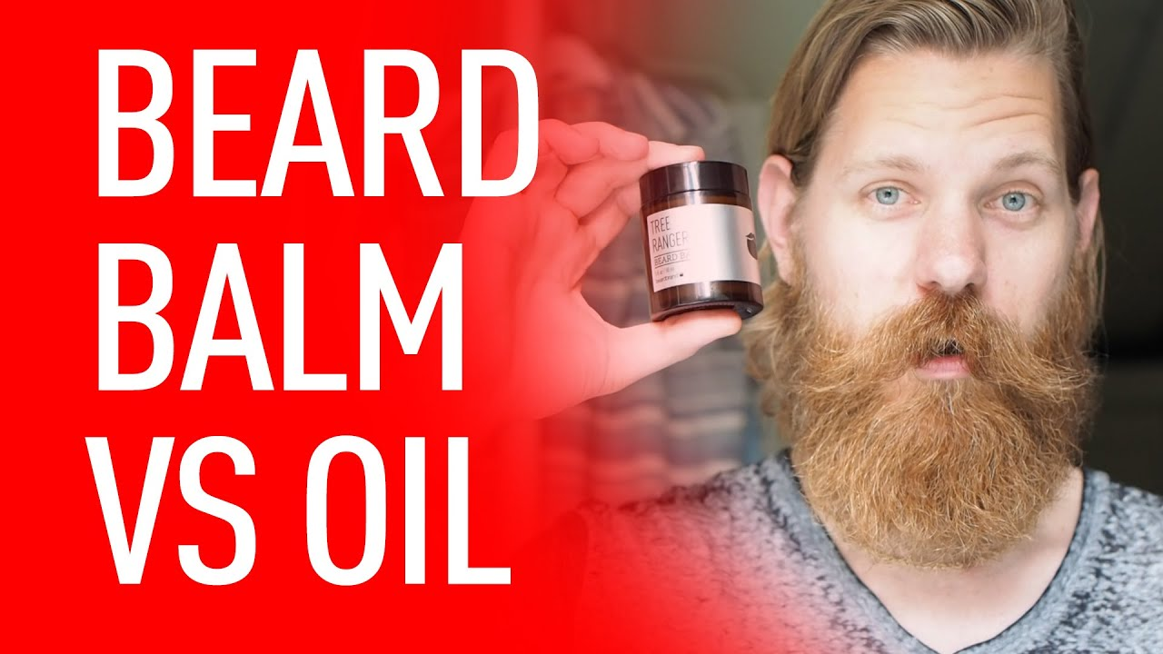 Beard Balm Vs Beard Oil | Eric Bandholz   YouTube
