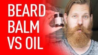 Beard Balm vs Beard Oil | Eric Bandholz
