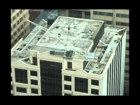 Tower Crane Removal Ottawa