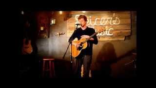 Singer/Songwriter Nathan Coker at Spicer's Music Open Mic Night