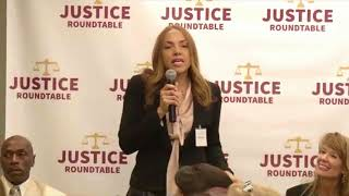Serena Nunn - Conversations on Justice (March 31, 2016)