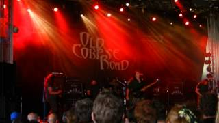 Old Corpse Road, Bloodstock 2014.