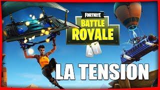 MA GAME LA PLUS TENDUE   FORTNITE BATTLE ROYALE Fr
