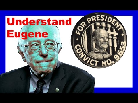 Bernie Sanders & Eugene V. Debs | History Of Democratic Socialism In The USA