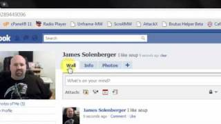 How to delete your post from Facebook (2010)