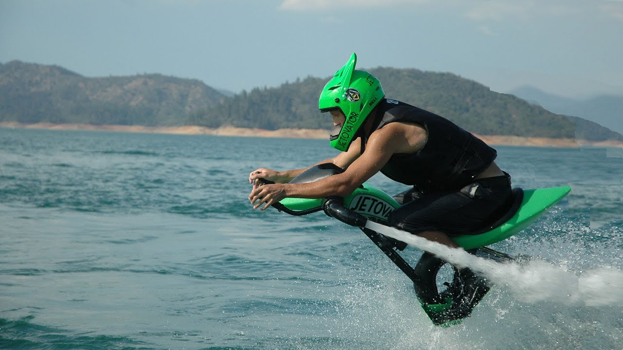 5 Movie Inspired Water Sports Inventions