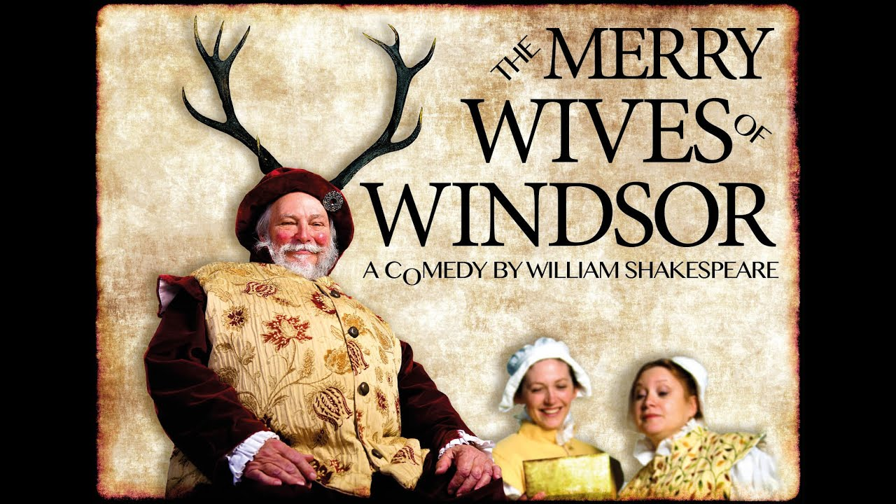 an introduction to the merry wives of windsor The merry wives of windsor infidelity, extramarital relationships and attempted adulterous encounters are usually very serious subjects with many layers of subtext, of guilt, blame and a myriad of other heavy emotionsbut who says they can't be hysterically funny as well.
