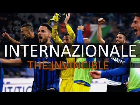 ODIN: Internazionale 2017/2018   THE INVINCIBLE