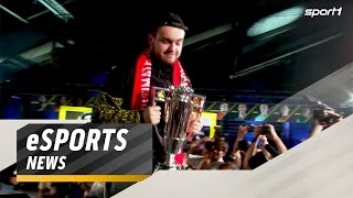 So lief das FIFA 17 Grand Final in Berlin | SPORT1