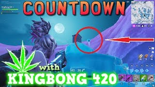 Fortnite in 30 Minutes Ice Storm Event Happening Now 🔵 Sphere Countdown 🔥 Playing Fortnite High