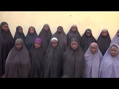 Activist: Girl kidnapped by Boko Haram found