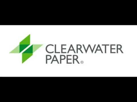 Clearwater Paper Audio Live Stream