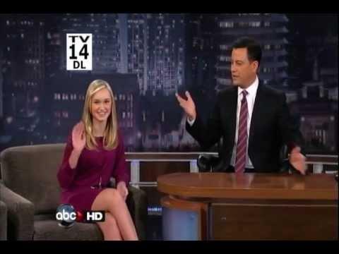 Alyssa on Jimmy Kimmel Live!