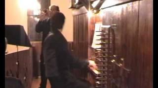 Haendel Water Music. fabiano maniero-silvio celeghin DUO.