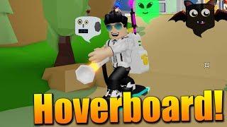 KONE-N-M-M-HOVERBOARD!😱😍Roblox Ghost Simulator