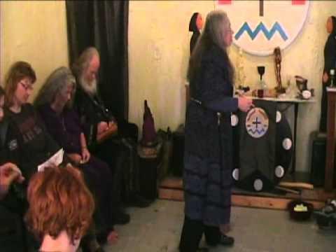 Phaedra Bonewits Ritual