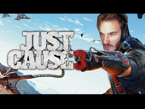 Thumbnail: IT'S HERE AND IT'S AWESOME!!! / Just Cause 3 Gameplay