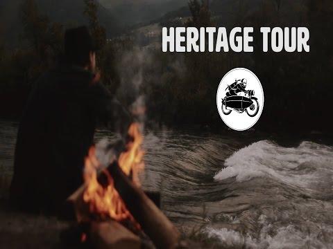 Heritage Tour 2015 - Yamaha | Trailer