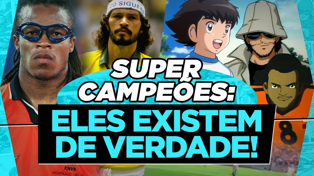 10 PERSONAGENS DE SUPER-CAMPEÕES QUE EXISTEM NA VIDA REAL! - YouTube 7a8d98991aeb1