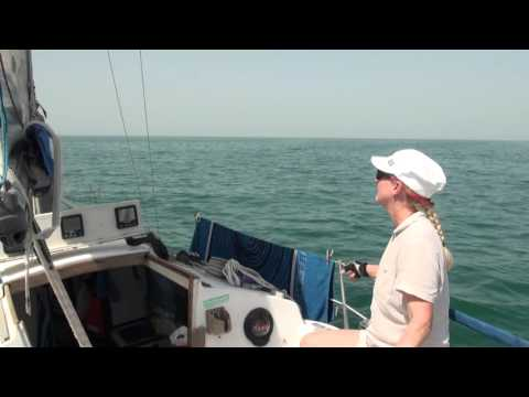 Bahrain Circumnavigation - Heading North Day 3