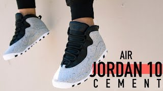 jordan 10 cement