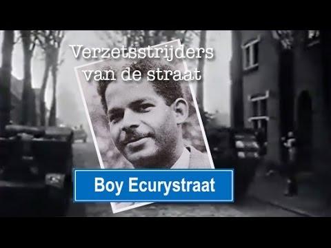 Boy Ecury: Antilliaanse held in Oisterwijk