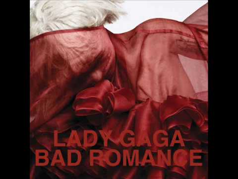 Клип Lady Gaga - Bad Romance (DJ Dan Remix)