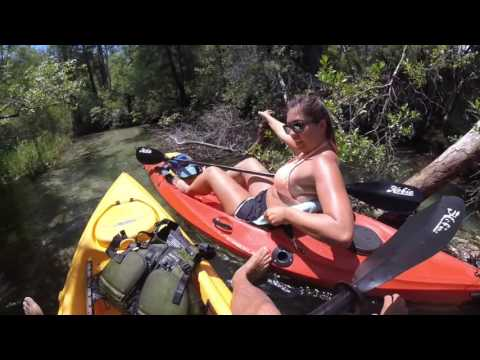 Kayaking- The Coolest
