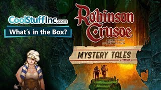 Robinson Crusoe: Mystery Tales Unboxing