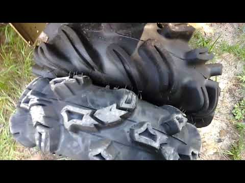 "30"" cst sludge hammer tire review and comparison"