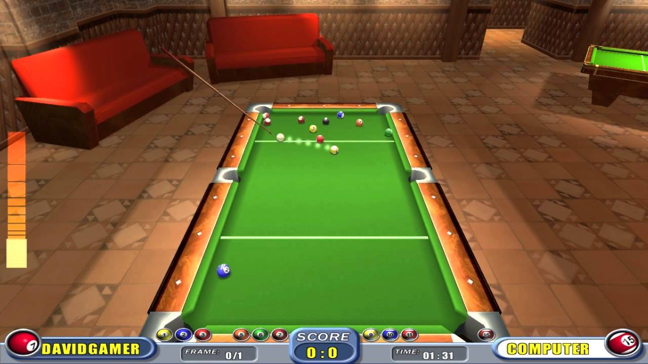 Free online pool games no download