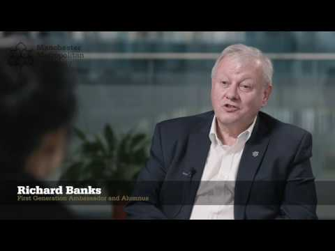 First Generation -  Richard Banks