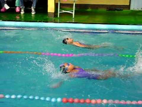 Examen de natacion pnp