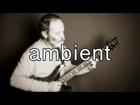 Ambient Guitar Meditation - Spheres of Action (TC Electronic Flashback Triple Delay)