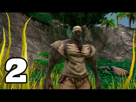 SUPERVIVIENTE ELEGANTE!! ARK: Survival Evolved #2