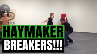 Haymaker Breakers - Defense Against Haymakers In A Fight | Gavrilos Protective Systems