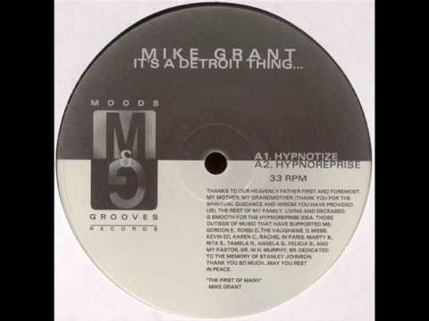 Mike Grant - Hypnotize