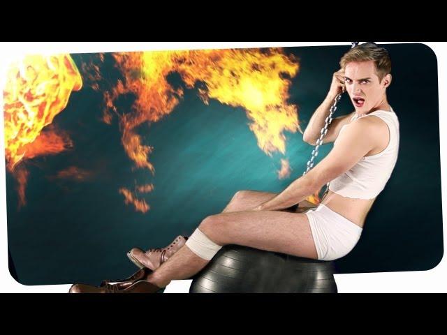WRECKING BALL (Miley Cyrus) PARODIE
